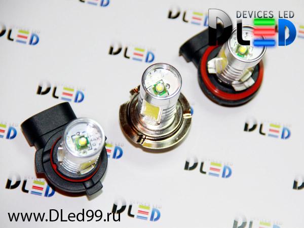 Галогеновые hod лампы spectrum h7