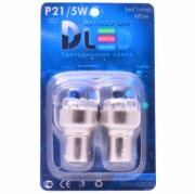 1157 - P21/5W - S25 - BAY15d - 12 - Dip-Led